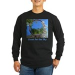 Shoot for the Sky Long Sleeve Dark T-Shirt