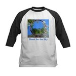 Shoot for the Sky Kids Baseball Jersey