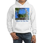 Shoot for the Sky Hooded Sweatshirt