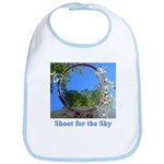Shoot for the Sky Bib