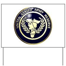 USA Reserve Logo Yard Sign