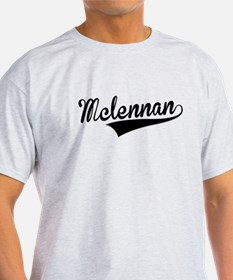 Mclennan, Retro, T-Shirt