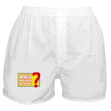 Jaron's Boxer Shorts