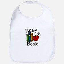 Read A Book Bib