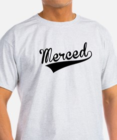 Merced, Retro, T-Shirt
