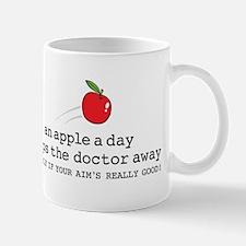 Apple A Day Mugs