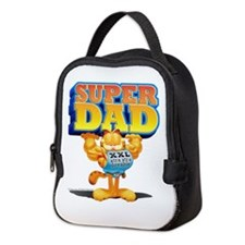 Super Dad Neoprene Lunch Bag