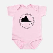 Future Pianist Infant Bodysuit