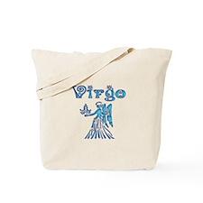 Zodiac Sign - Virgo Tote Bag