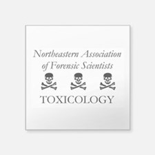 Toxicology Sticker