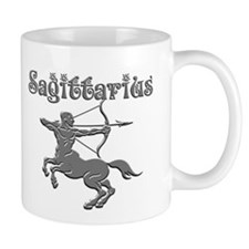 Saggittarius for dark backgrounds Mug