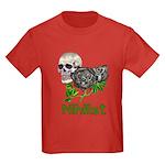 Nihilist Skull Kids Dark T-Shirt