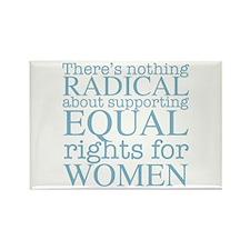 Radical Women Rectangle Magnet