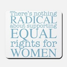 Radical Women Mousepad