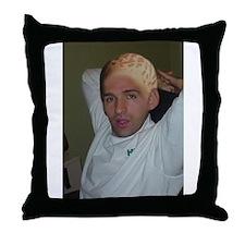 Waylon's Dad's Throw Pillow