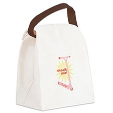 Smooth Ride! Canvas Lunch Bag