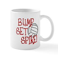 Bump, Set, Spike Mugs