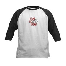 Bump, Set, Spike Baseball Jersey