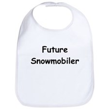 Future Snowmobiler Bib