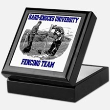 Fencing Team Keepsake Box
