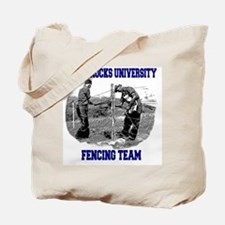 Fencing Team Tote Bag