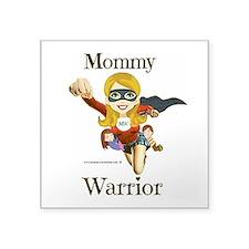 Mommy Warrior Sticker