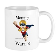 Mommy Warrior Mugs