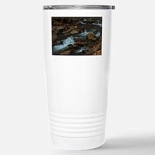Finger Lakes waterfall Travel Mug