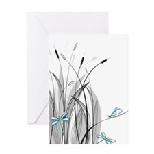 Dragonflies Greeting Cards