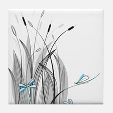 Dragonflies Tile Coaster