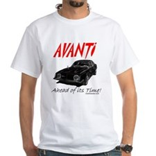 Avanti-Ahead of its Time- Shirt