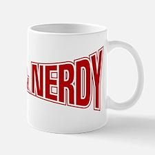 Cute White and nerdy Mug