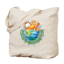 Worlds Greatest Dad! Tote Bag