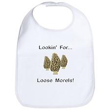 Loose Morels Bib
