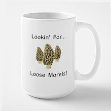 Loose Morels Mug