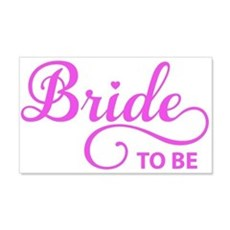 Bride to be Wall Decal