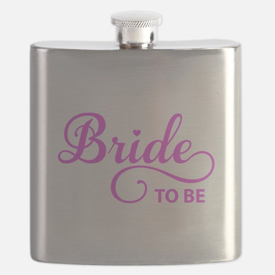 Bride to be Flask