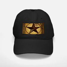 barn wood texas star western fashion Baseball Hat