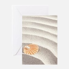 Caribbean Pearl Greeting Cards