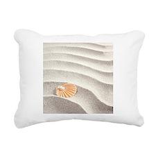 Caribbean Pearl Rectangular Canvas Pillow