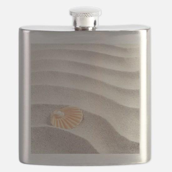 Caribbean Pearl Flask