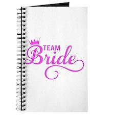 Team Bride Journal