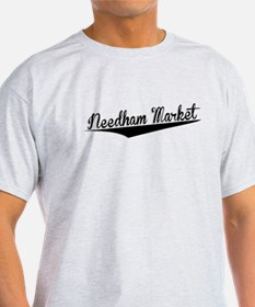 Needham Market, Retro, T-Shirt