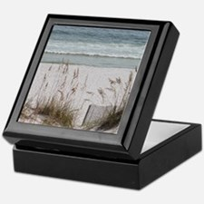 beach-184419 Keepsake Box