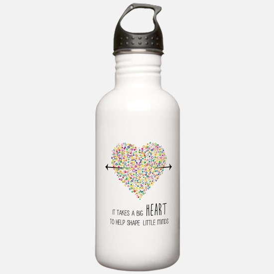 Teacher appreciation Water Bottle