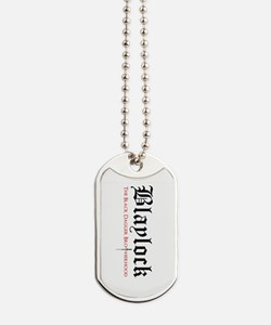 Blaylock Dog Tags