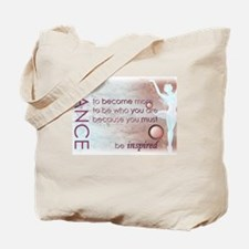 Dance-Be Inspired Tote Bag