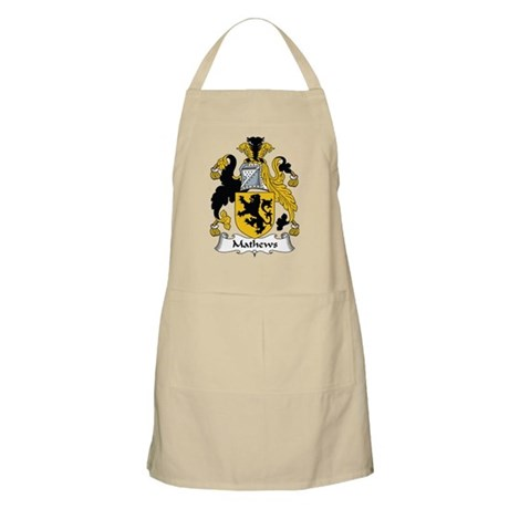 Mathews BBQ Apron