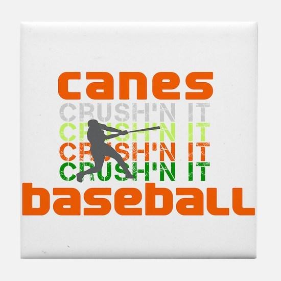 CRUSH'N IT Tile Coaster