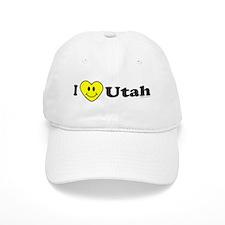 LOVE UTAH Baseball Cap
